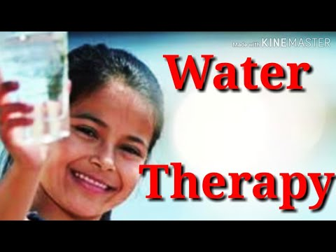 Water Therapy - The Great Cure For Many Diseases
