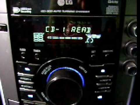 Minicomponente Lg Mcv903 Youtube