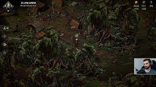 Witcher Thronebreaker #16 - Moczary, potwory, wieśniacy