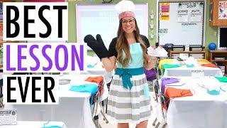 Math Bakery | A Classroom Transformation Students LOVE!