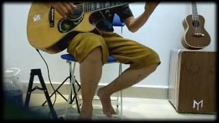 Cả Một Trời Thương Nhớ - Hồ Ngọc Hà - Guitar solo cover