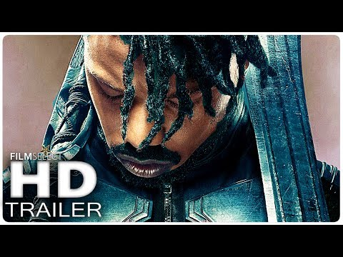 Top Movie Trailers 2018  |BLACK PANTHER | 4 Minute Extended Trailer