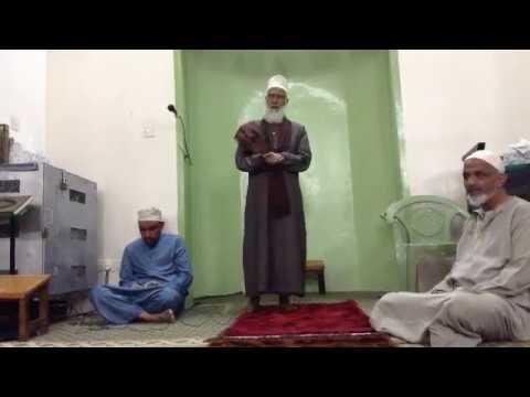 Moulana Shafi Ahmed Muharram Majlis Masjid bilal
