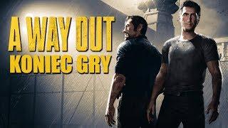 Zagrajmy w A Way Out PL #3 - KONIEC GRY - 2 ZAKOŃCZENIA - 1440p