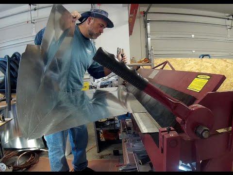 Air Handler Installation and Sheet Metal Fabrication