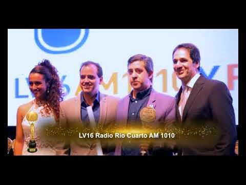 Primer Premio a la Excelencia 2017 Río Cuarto - LV16 Radio Rio ...