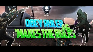 Obey Ruler: Makes the Rules - Episode 6