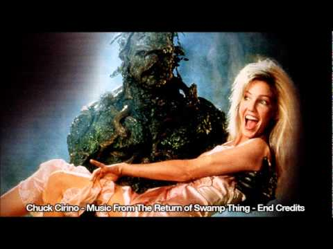 Music From The Return of Swamp Thing By Chuck Cirino - Credits Finale Theme