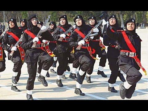 Elite Force BEC-13 Passing out parade KPK