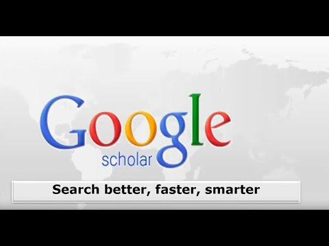 Guide To Advanced Search In Google Scholar