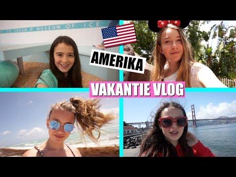 DUIKEN IN ZWEMBAD VOL SPRINKLES! | DRIJFNAT UIT EEN DISNEY WORLD ATTRACTIE? | Vakantie Vlog 1/3