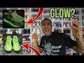 Adidas Yeezy Boost 350 v2 Glow In The Dark!