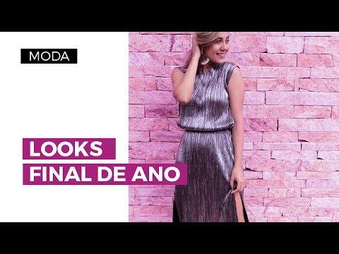 LOOKS PARA CONFRATERNIZAÇÕES DE FINAL DE ANO | Camila Gaio