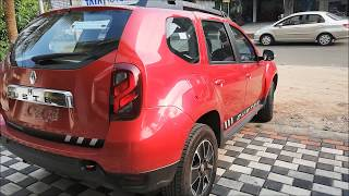 2018 Renault Duster Petrol RXS CVT Review I Features, Price & Specifications #RenaultDusterRXSCVT