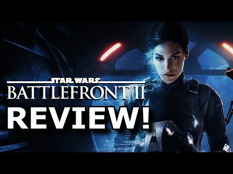 Star Wars Battlefront II Review! Pay To Win Mess? (PS4/Xbox One)