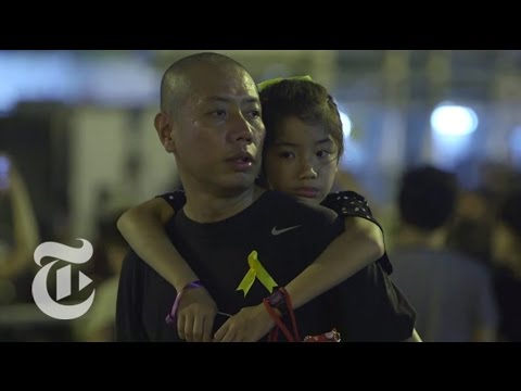 Voices of Hong Kong's 2014 Protest | The New York Times