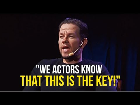 Mark Wahlberg - 5 Minutes For The NEXT 50 Years of Your LIFE