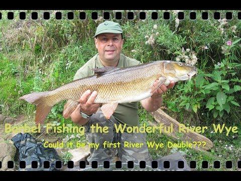 Barbel Fishing On The Wonderful River Wye