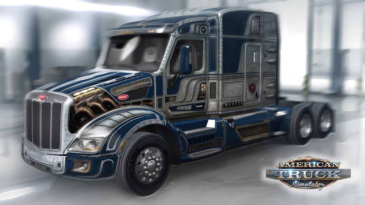 american truck simulator beta version preview youtube. Black Bedroom Furniture Sets. Home Design Ideas