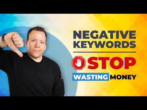 Negative Keywords | Stretch Your Pay-Per-Click Ad Budget
