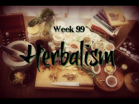 Wk 99 ~ Herbalism: Getting Started ~ AstralWaters