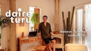 Daire Turu: Mehmet'in Bodrum'daki 5+1 Müstakil Evi