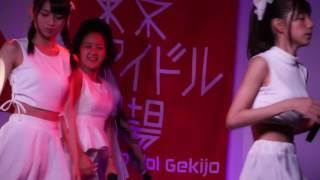 ピンクベイビーズ定期公演 東京アイドル劇場 J-SQUARE SHINAGAWA 東京都...