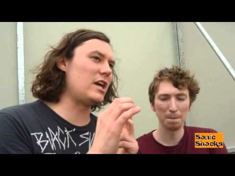 FRONT BOTTOMS - Interview with Brian and Ciaran