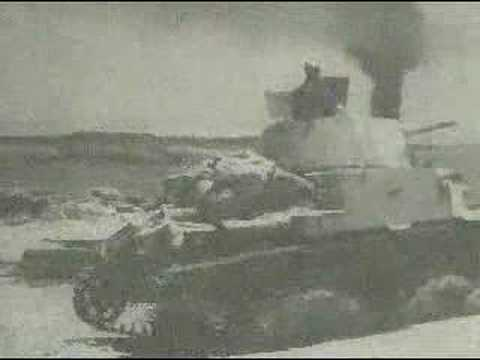 Afrika Korps in Action - Capture of Tobruk