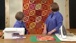 How To Make The Bento Box Quilt