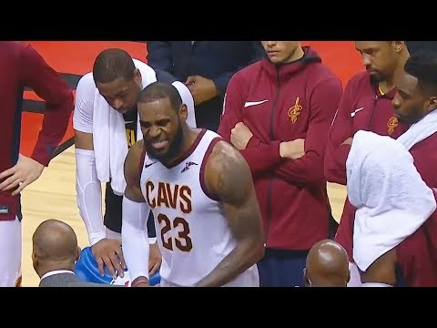 LeBron James GOES OFF on Cavaliers Teammates vs Raptors During Blowout Loss Due to Bad DEFENSE!