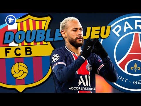 Le surprenant double jeu de Neymar | Revue de presse