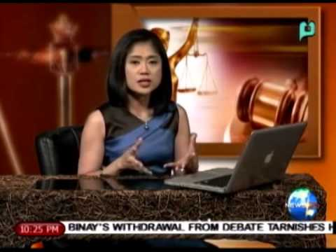 Rule of Law: What to do to annul a marriage? || Nov. 11, 2014