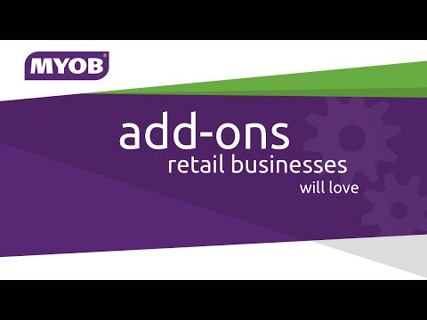 Add-ons for Retail businesses