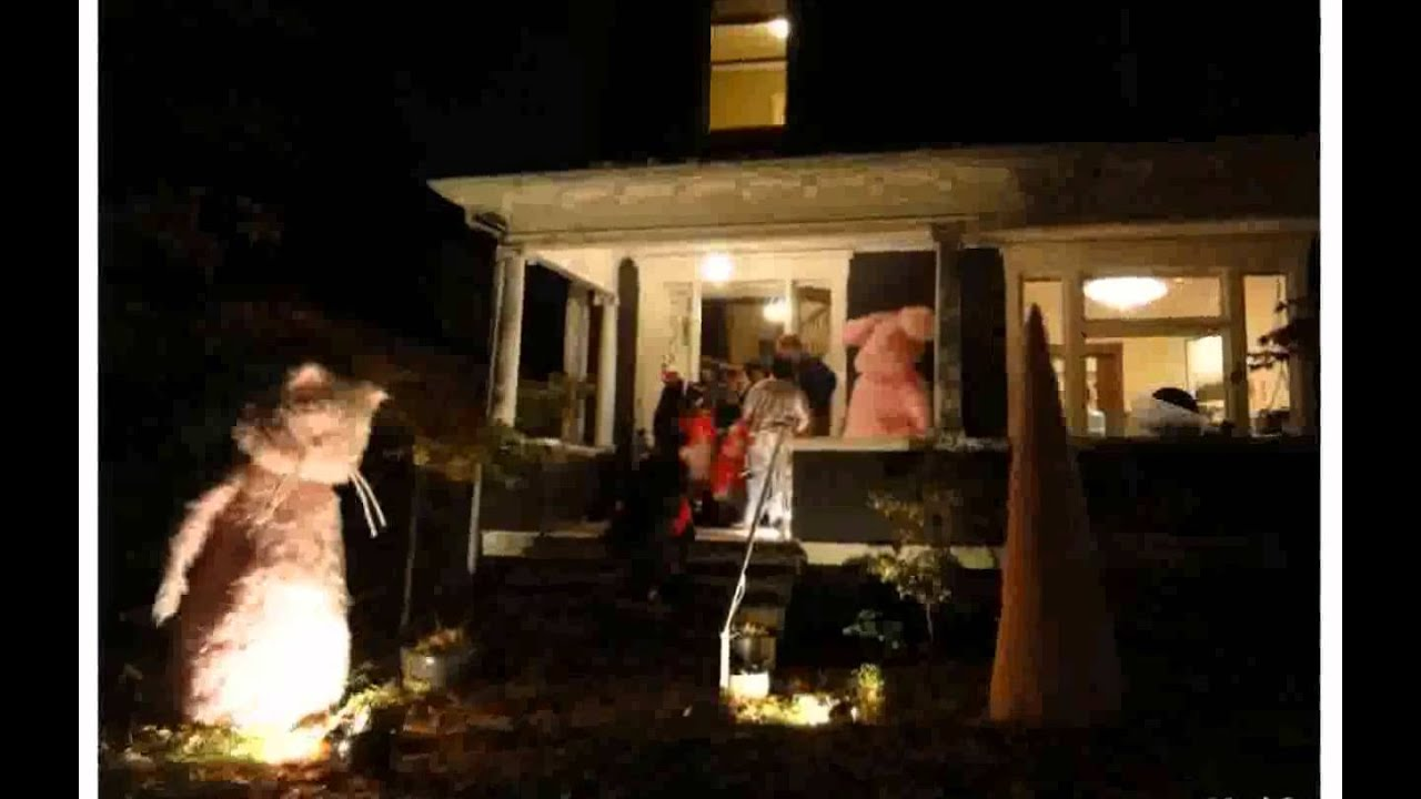 Halloween Decorated Houses YouTube