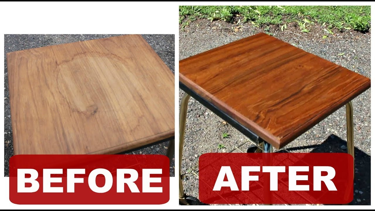 Download DIY Wood Refinish and Stain Removal