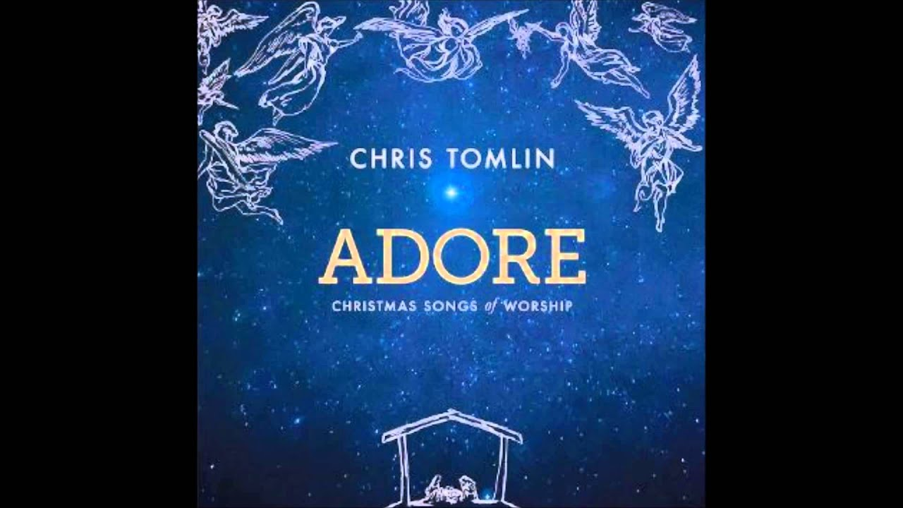 """Chris Tomlin and why his new Christmas album """"Adore"""" is so special to him. - YouTube"""
