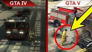 THE STRENGTHS OF GTA V - BIG GTA COMPARISON   GTA IV vs. GTA V   PC   ULTRA