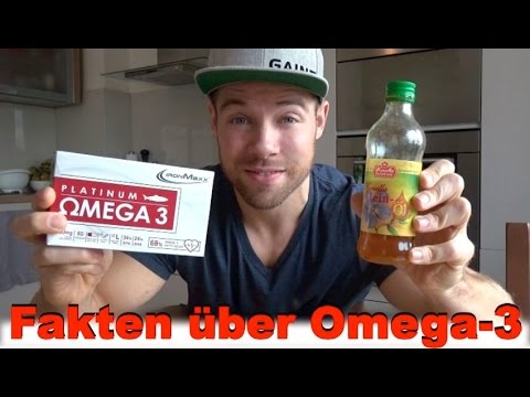 Neue Fakten über Omega-3 Fettsäuren