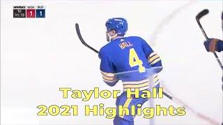 Taylor Hall 2021 Highlights | Buffalo Sabres