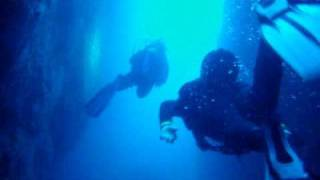 Scubadiving @ Bay of Roses Spain / Cala Montjoi
