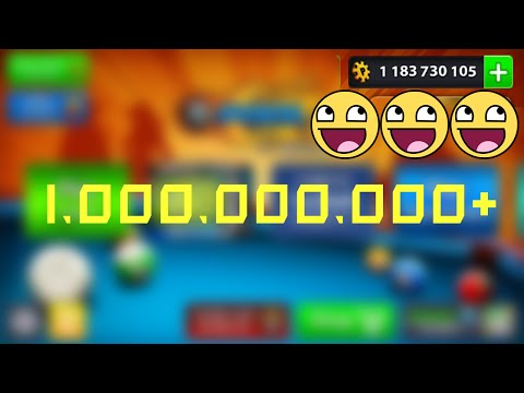 Billionaire (1,000,000,000) + 2nd Berlin Ring | 8 Ball Pool by Miniclip