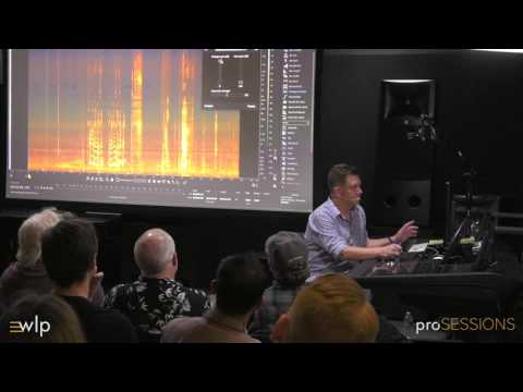 iZotope RX 6 Spectral Repair with Jason King   Part 5   Westlake Pro