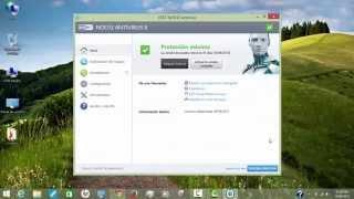 Licencias de Eset NOD32 Antivirus 8 2015