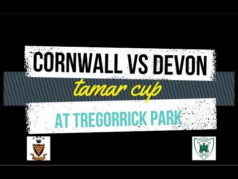 Cornwall vs Devon - Tamar Cup