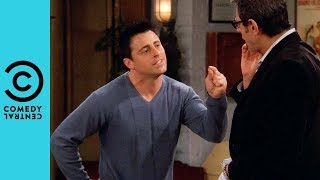 Joey's Desperate Audition | Friends