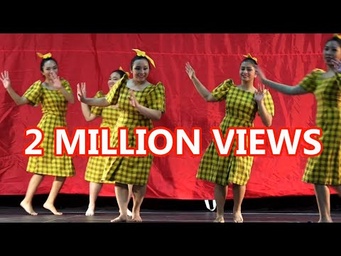 Philippines Traditional Cultural Dance - ITIK-ITIK, Filipino Folk Dance; Carassauga, Toronto 2015