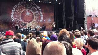 Richard Cheese Down With The Sickness Live at Sonisphere Knebworth 2011