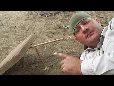 How to Make a Paiute Deadfall (Part 1 of a 3 Part Series)