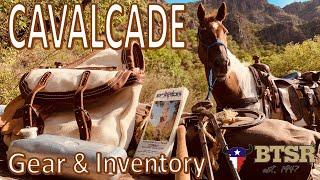 Cavalcade Horse Trek GEAR & INVENTORY Walkthrough BTSR